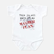 Master Plan Infant Bodysuit