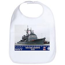 USS San Jacinto CG-56 Bib