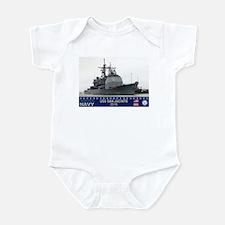 USS San Jacinto CG-56 Infant Bodysuit