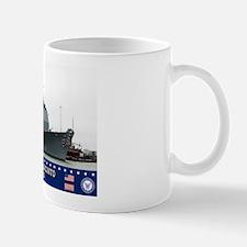USS San Jacinto CG-56 Mug