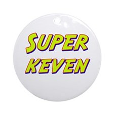 Super keven Ornament (Round)