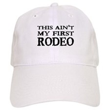 First Rodeo Cap