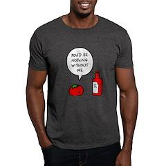"""""""Tomato vs Ketchup"""" T-Shirt"""