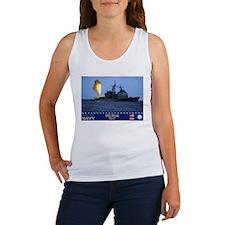 USS Shiloh CG-67 Women's Tank Top