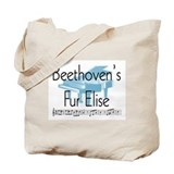 Beethoven Bags & Totes