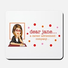 dear jane...t-shirt Mousepad
