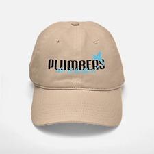 Plumbers Do It Better! Baseball Baseball Cap
