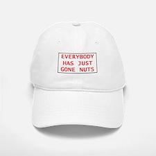 Gone Nuts Baseball Baseball Cap