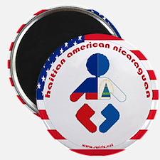 HaitianAmericanNicaraguan Magnet
