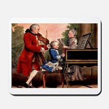 Music composers Mousepad