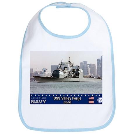 USS Valley Forge CG-50 Bib