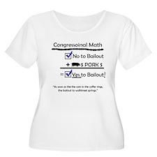 Congressional Math in the Bai T-Shirt