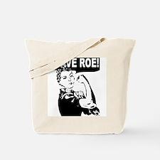 Save Roe! Tote Bag