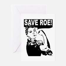 Save Roe! Greeting Cards (Pk of 10)