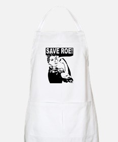 Save Roe! BBQ Apron