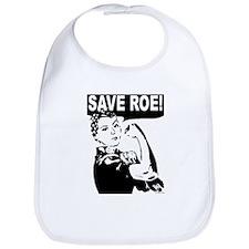 Save Roe! Bib