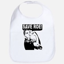 Save Roe! Bib