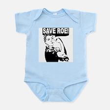 Save Roe! Infant Creeper