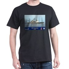 USS Vicksburg CG-69 T-Shirt