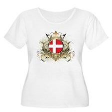 Stylish Denmark T-Shirt