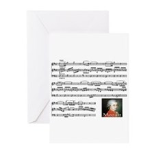 Mozart Greeting Cards (Pk of 10)