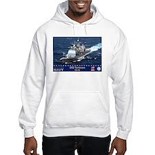 USS Yorktown CG-48 Hoodie
