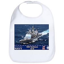USS Yorktown CG-48 Bib