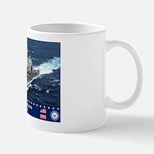 USS Yorktown CG-48 Mug