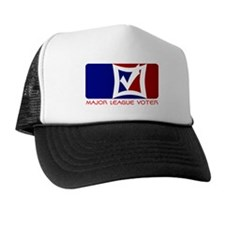 Major League Voter - Vote wit Trucker Hat