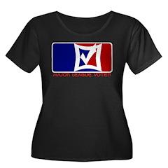 Major League Voter - Vote wit T