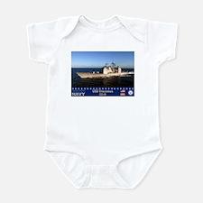 USS Vincennes CG-49 Infant Bodysuit