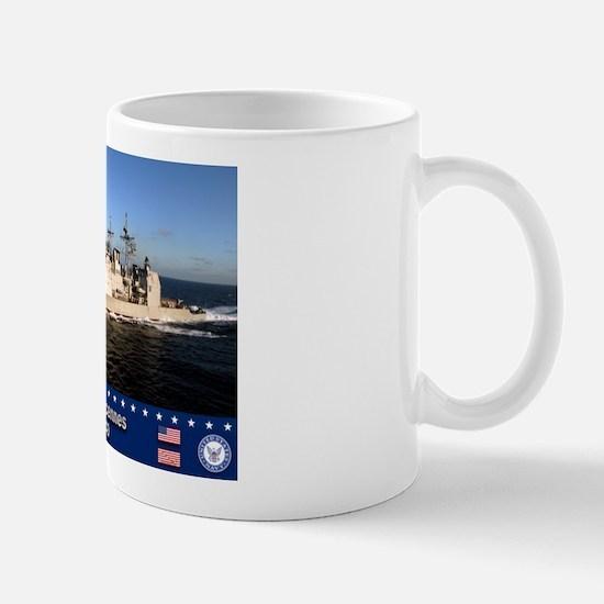USS Vincennes CG-49 Mug