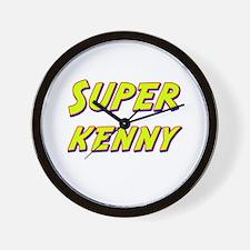 Super kenny Wall Clock