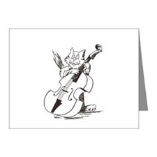 Catoons Note Cards (Pk of 20)