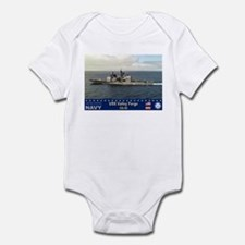 USS Valley Forge CG-50 Infant Bodysuit