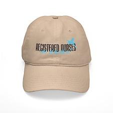 Registered Nurses Do It Better! Baseball Baseball Cap