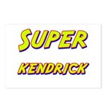 Super kendrick Postcards (Package of 8)