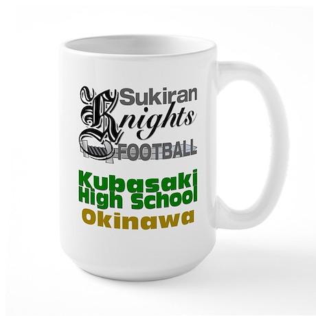 NEW KHS Knights Large Mug