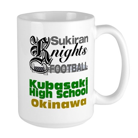 NEW KHS Knights Large Mug