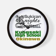 NEW KHS Knights Wall Clock