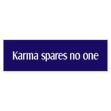 Karma spares no one
