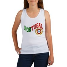 Portugal Wave Women's Tank Top