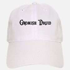 Gnomish Druid Baseball Baseball Cap