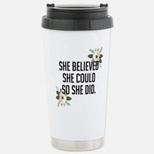 Graduation gift Stainless Steel Travel Mug