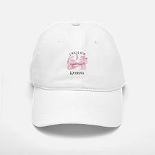 I walk for Katrina (bridge) Baseball Baseball Cap