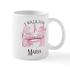 I walk for Maria (bridge) Mug