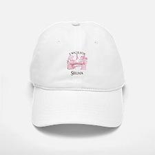 I walk for Selma (bridge) Baseball Baseball Cap