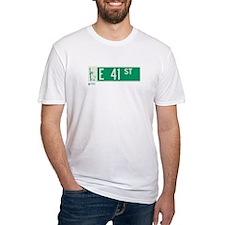 41st Street in NY Shirt