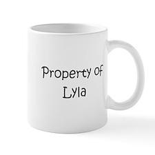 Funny Lyla Mug
