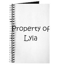 Cool Lyla Journal